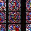 Stained-glass window — Stock Photo #6052561