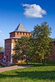Nizhny Novgorod kremlin — Стоковое фото