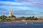 Saint-pétersbourg, russie — Photo