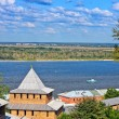 Nizhny Novgorod kremlin — Stock Photo #6093383