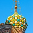 Russian church — Foto Stock