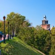 Stock Photo: Nizhny Novgorod kremlin