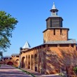 Nizhny Novgorod kremlin — Stock Photo