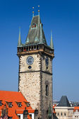 Old town hall, Prague — Stock Photo