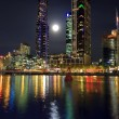 Melbourne at night — Stock Photo #6104136