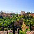 Alhambra at sunny day, Granada, Spain - Photo