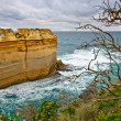 Rock formations at coastline, Great Ocean Road — Stock Photo #6116648