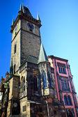 Old town hall, Prague — Stock Photo