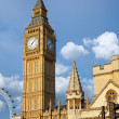Big Ben and Houses of Parliament, London — Stock Photo #6144074