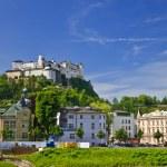 Hohensalzburg Fortress, Salzburg, Austria — Stock Photo #6144111