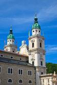 Cathedral in Salzburg, Austria — Stock Photo