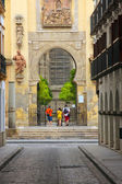 Entrance to La Giralda, Sevilla, Spain — Stock Photo