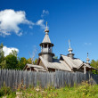 Old russian ortodox church — Lizenzfreies Foto