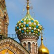 Church of the Savior on Spilled Blood, St. Petersburg — Stock Photo #6200008