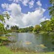 Fairchild tropical botanic garden, FL — Stock Photo #6200082