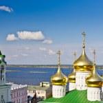 Church in Nizhny Novgorod, Russia — Stock Photo #6200307