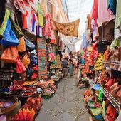 Sreet market in Granada, Spain — Stock Photo