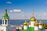 Church in Nizhny Novgorod, Russia — Stock Photo