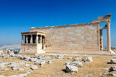 Temple in Acropolis, Athens — Stock Photo
