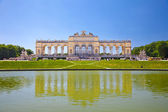 Gloriette, Schonbrunn Palace, Vienna — Stock Photo