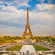 Eiffel Tower — Stock Photo #6222372