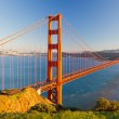 Golden Gate Bridge — Foto Stock #6232303