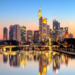 Frankfurt am Main — Stock Photo