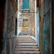 Narrow street in Venice — ストック写真 #6365965