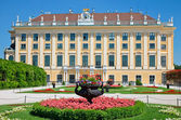 Park in Schonbrunn, Vienna — Stock Photo