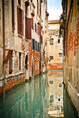 Canal in Venice — Stock Photo