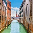 Canal in Venice — Stock Photo #6384206