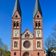 St.Bonifatius church in Heidelberg — Stock Photo