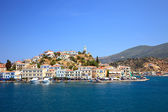 View on Poros — Stockfoto