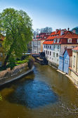 Watermill in Prague — Stock Photo