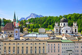 Old town Salzburg, Austria — Stock Photo