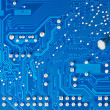 Computer circuit board - Stock Photo