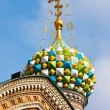Church of Savior on Spilled Blood — Stock Photo