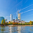Frankfurt, Germany - Stock Photo