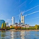 Frankfurt, Germany — Stock Photo #6394761