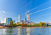 Frankfurt, Germany — Stock Photo