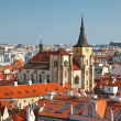 Red roofs of Old Town, Prague — Stock Photo #6445682