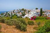 Spanish landscape, Nerja, Costa del Sol — Stock Photo
