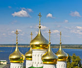 John the Baptist church, Nizhny Novgorod, Russia — Stock Photo