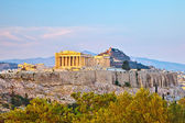 View on Acropolis, Athens, Greece — Stock Photo