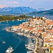 View on Poros, Greece — Stock Photo