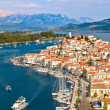 View on Poros, Greece — Stock Photo #6716965