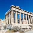 Stock Photo: Parthenon in Acropolis, Athens