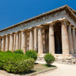Ancient Agorin Athens, Greece — Stock Photo #6716987