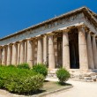 Stock Photo: Ancient Agorin Athens, Greece