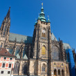 St. Vitus' Cathedral, Prague — Stock Photo